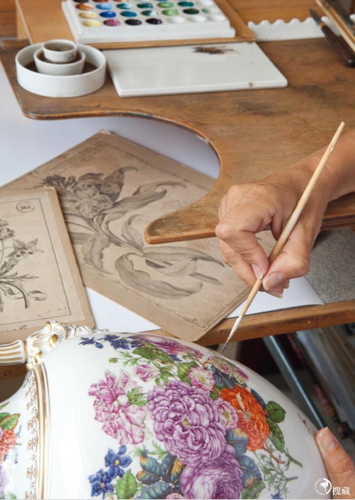 梅森瓷器工艺介绍-中国梅森瓷器|迈森瓷器|Meissen瓷器