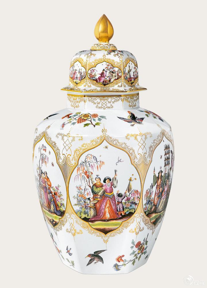 梅森(Meissen)瓷厂简史-中国梅森瓷器|迈森瓷器|Meissen瓷器