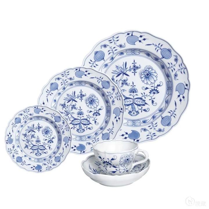 梅森瓷器著名系列-中国梅森瓷器|迈森瓷器|Meissen瓷器