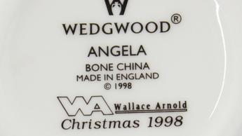 Wedgwood陶瓷标记总结