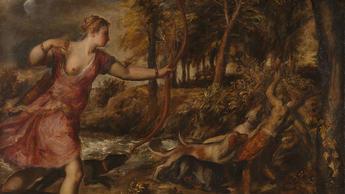 """图说神话丨阿尔忒弥斯:""""代表月亮惩罚你""""的女神,自己也难逃命运捉弄"""