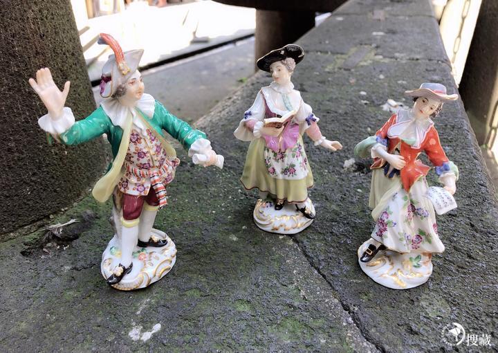 我的梅森瓷偶们~-中国梅森瓷器|迈森瓷器|Meissen瓷器