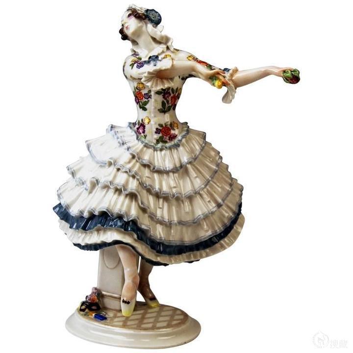 闪耀着时代的荣光 : 梅森的六位灵魂人物-中国梅森瓷器|迈森瓷器|Meissen瓷器